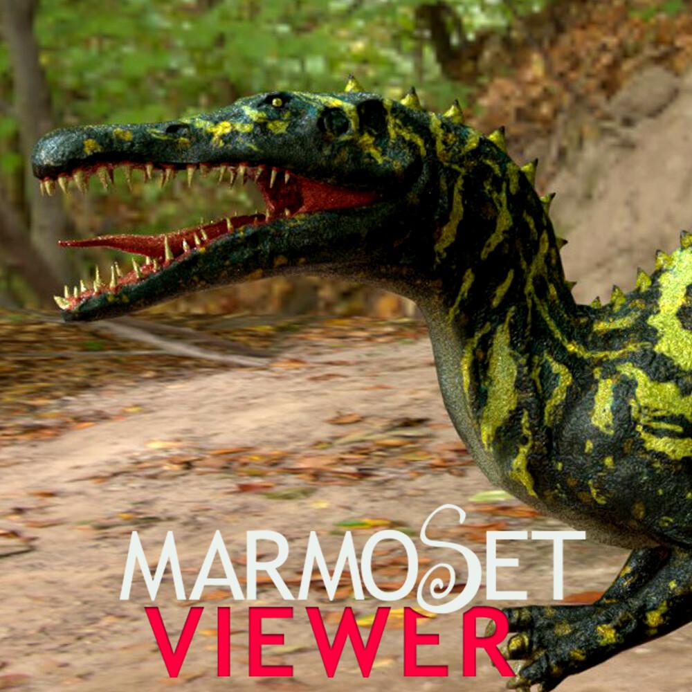 Dinosaurs (Iguanodon & Baryonyx)