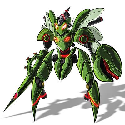 Temarius walker titan bot revision 01 2019