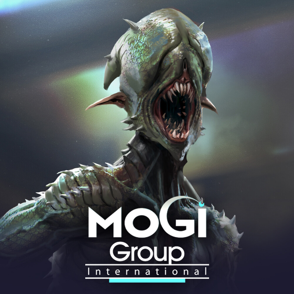 Alien creature - Mogi Group