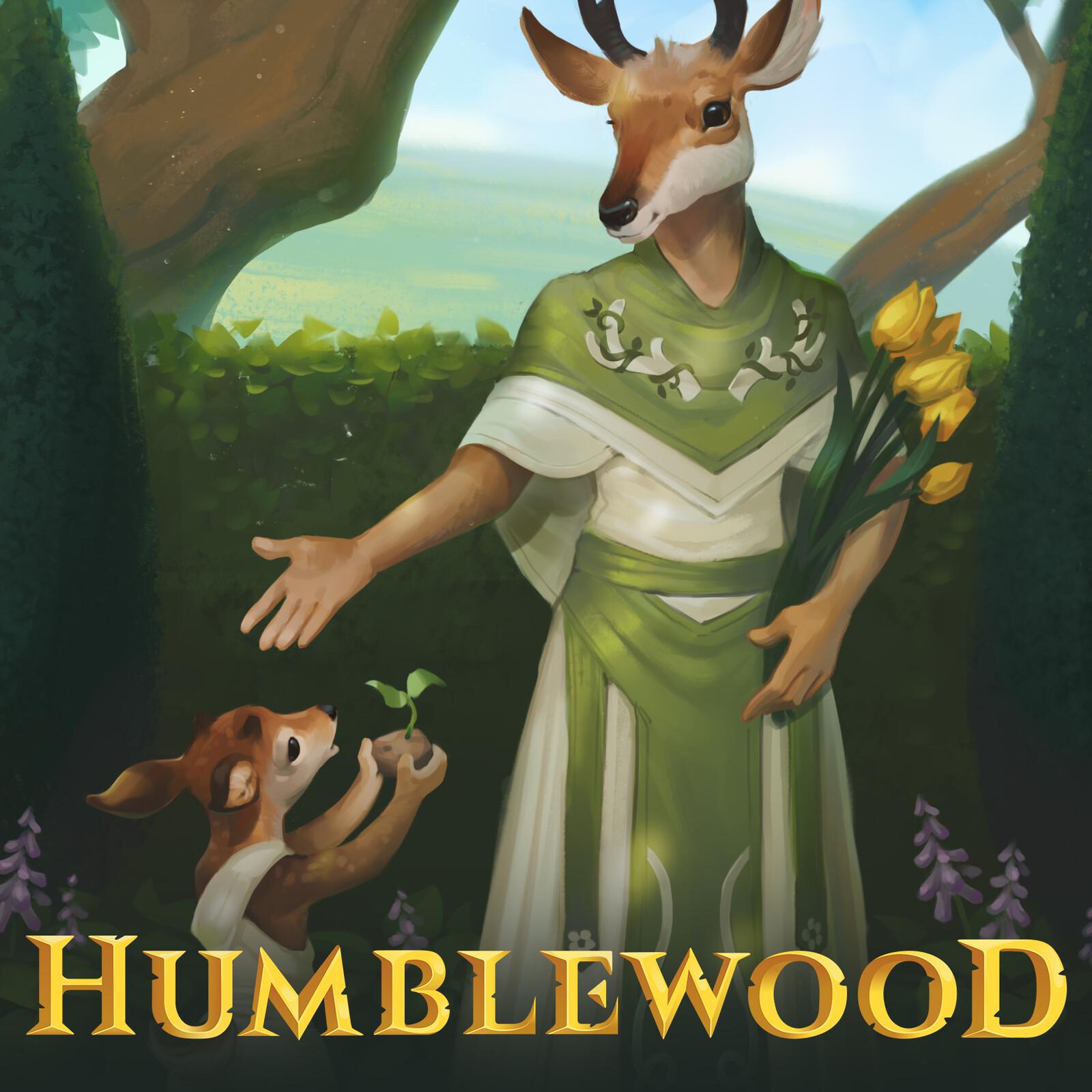 Humblewood: Cervan Priest