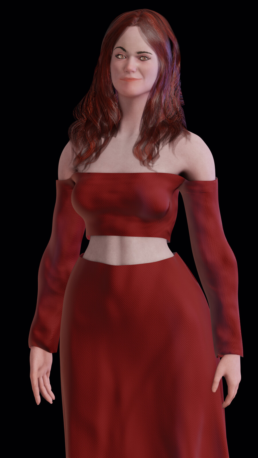 Katherine - Character