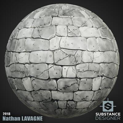 Nathan lavagne thumbnail stylized wall stone