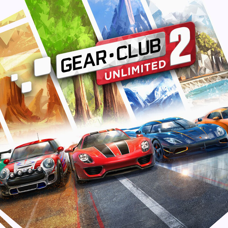 Gear Club Unlimited 2 - Environment Art