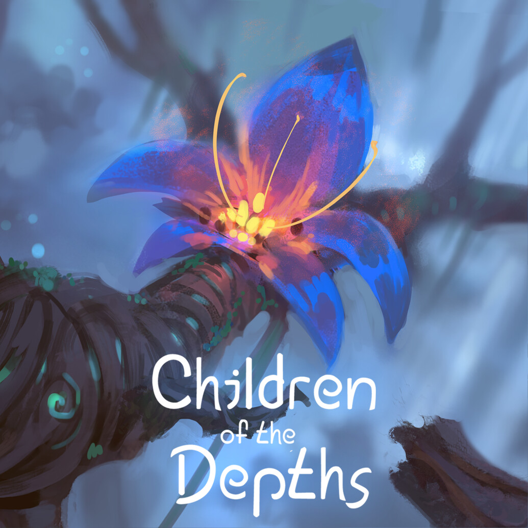 Children of the depths - Flower of dawn