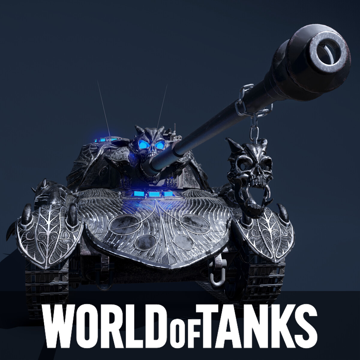 World of Tanks - Halloween tanks (2018)