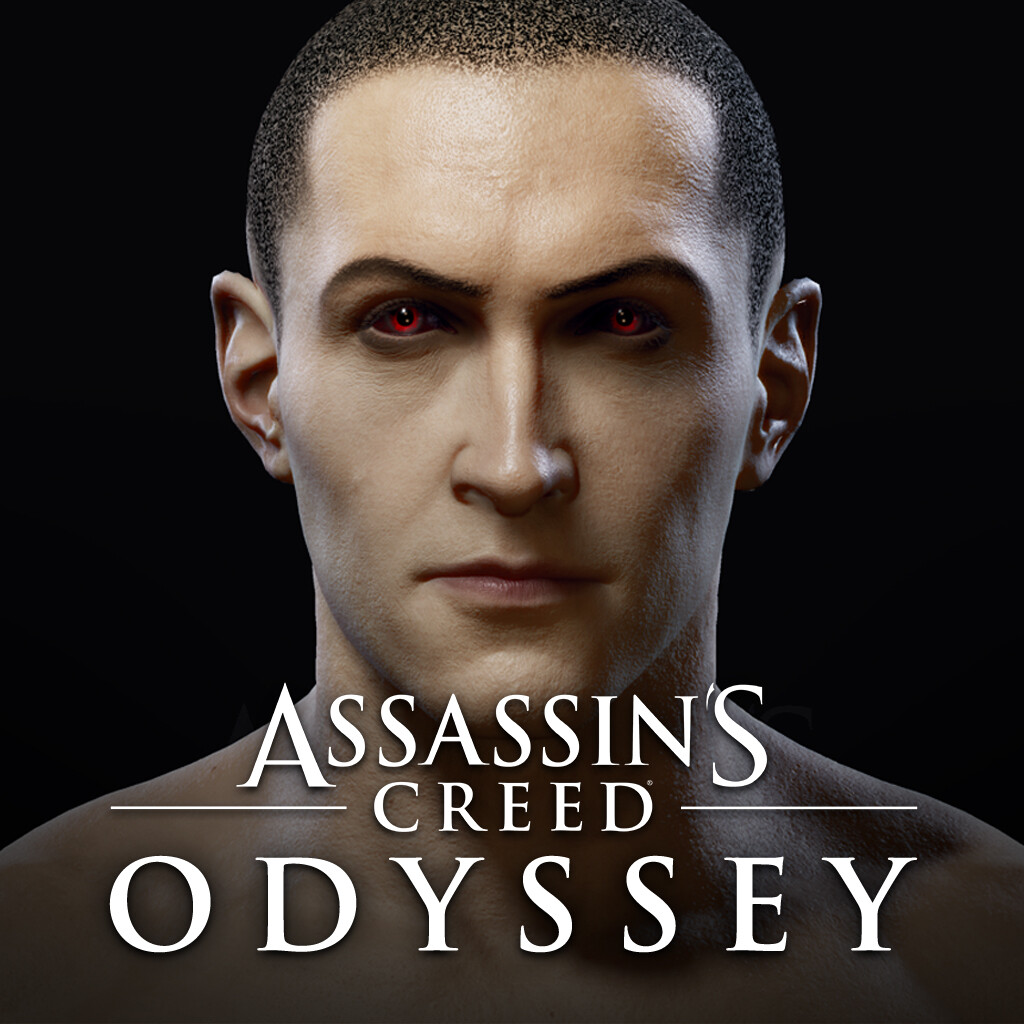 Artstation Hades Assassin S Creed Odyssey Dlc Gary Riley