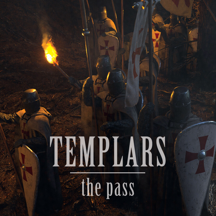 Templars: the Pass