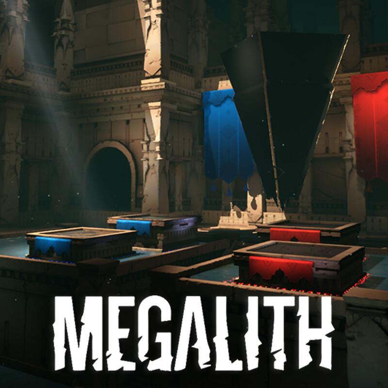 Megalith VR - Lobby