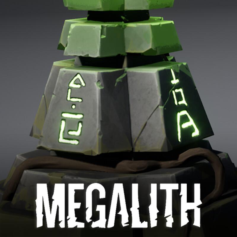 Megalith VR - Titan Props