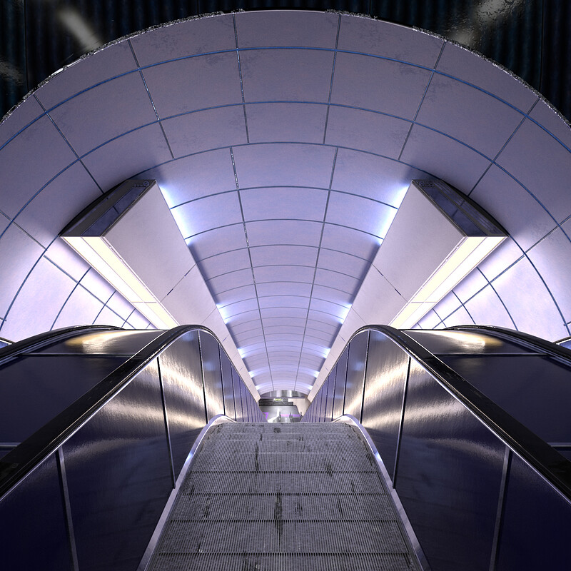 Prague Metro Study