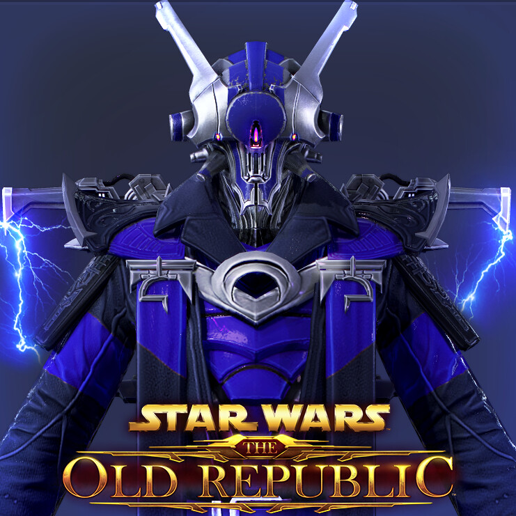 Star Wars: The Old Republic Sovereign Executioner