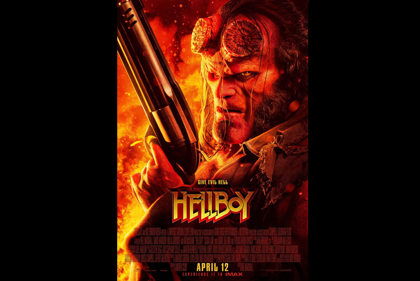 HELLBOY : RISE OF THE BLOOD QUEEN