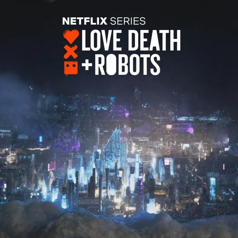 Love Death + Robots - Ice Age - concept art samples