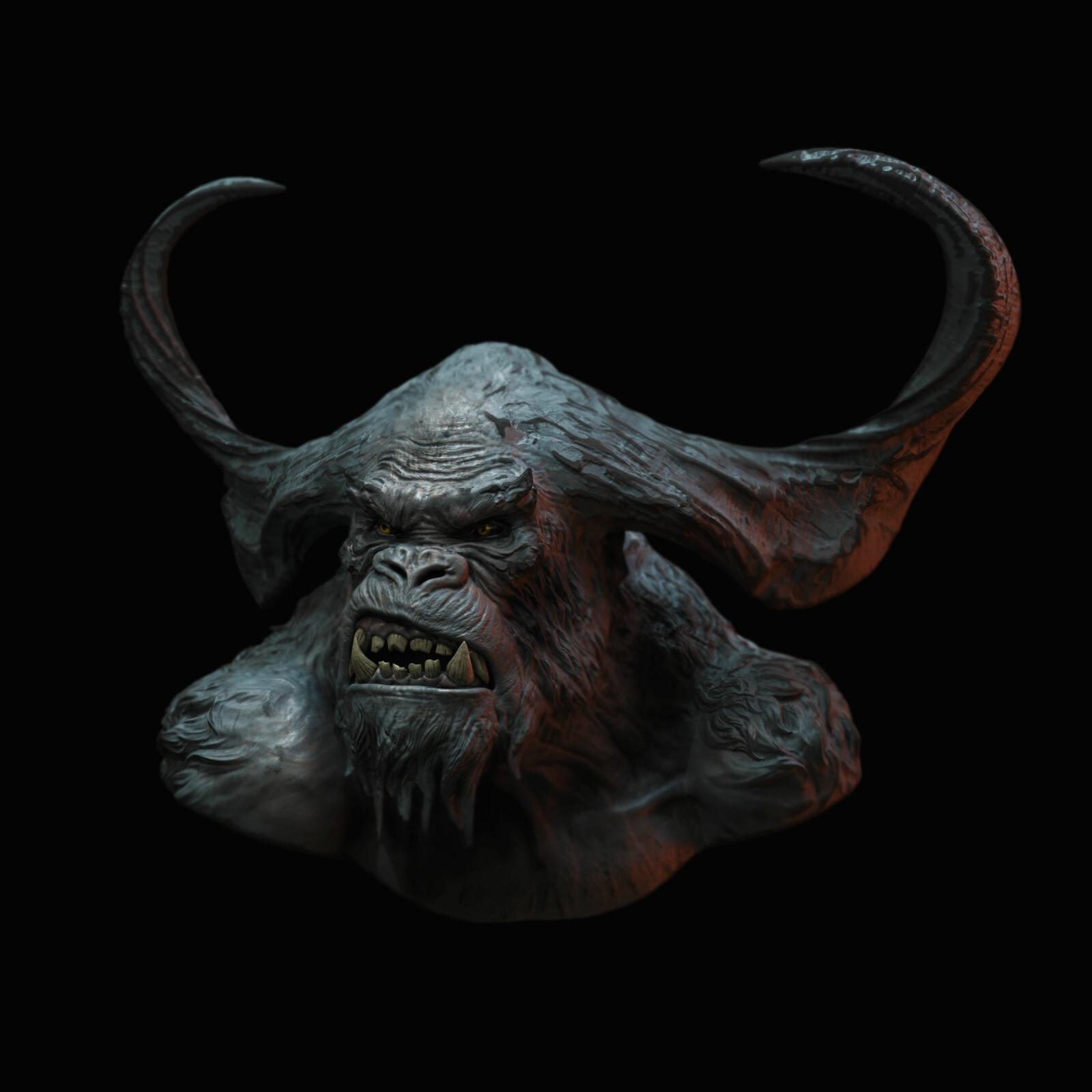 Hell Ogre