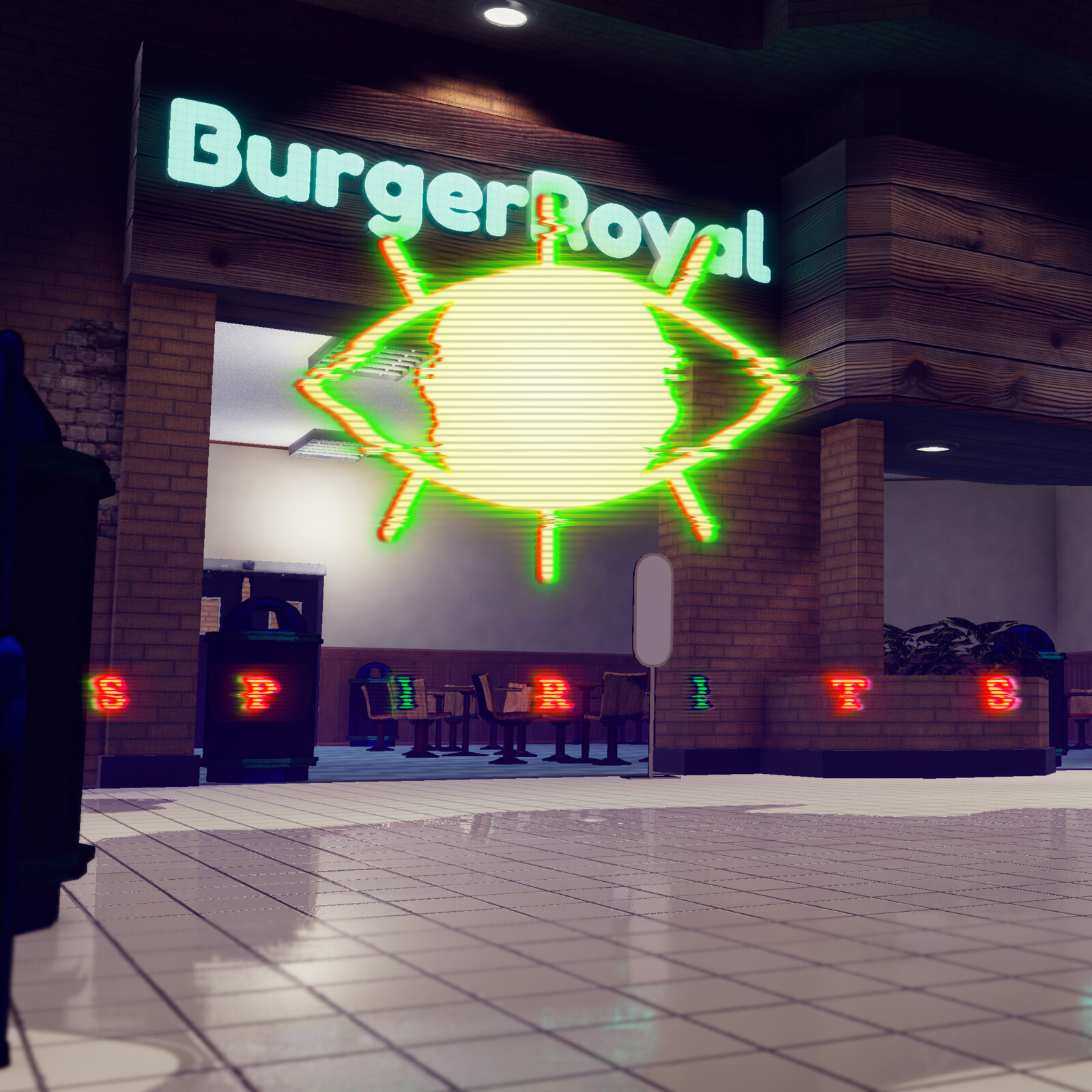 Spirits: Burger Royal