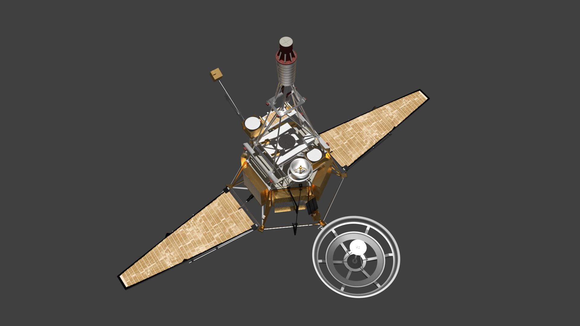 nasa ranger spacecrafts - HD1920×1080