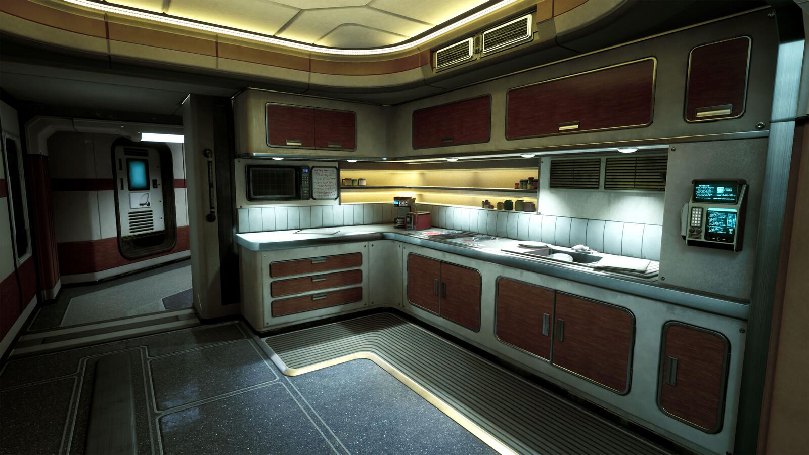 Orbital Cabin