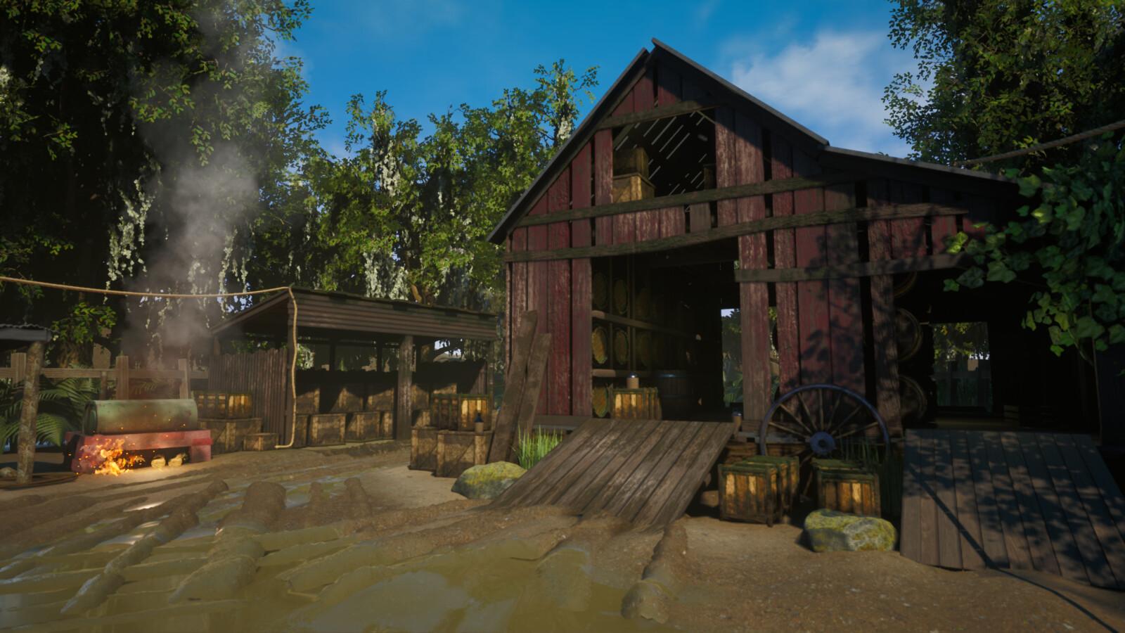 Swamp Distillery