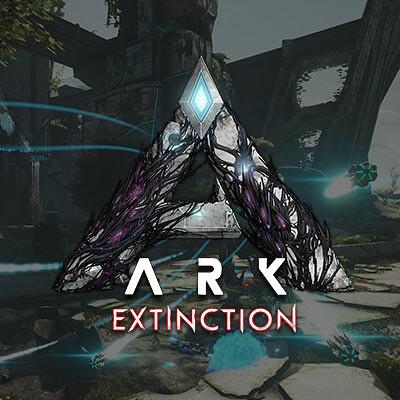 Lee amarakoon coverart ark extinction