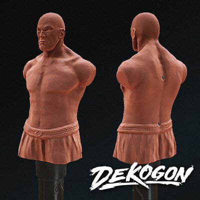 Dekogon - Punching Bag 02