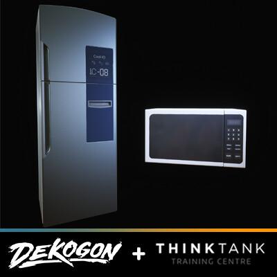 Dekogon - Archviz