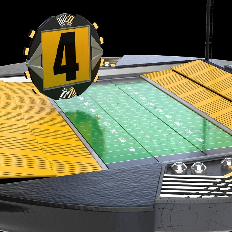 Football: Upcoming Game