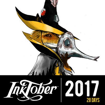 Josh matts inktober2017