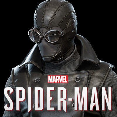 Marvel's Spider-Man: Noir Suit