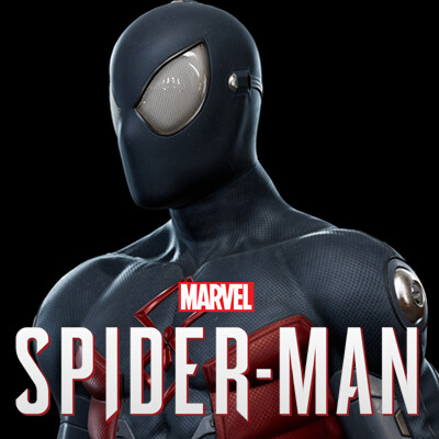 Marvel's Spider-Man: Electrically Insulated Suit