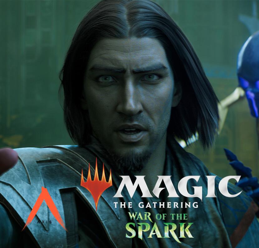Magic the Gathering - Dack Fayden