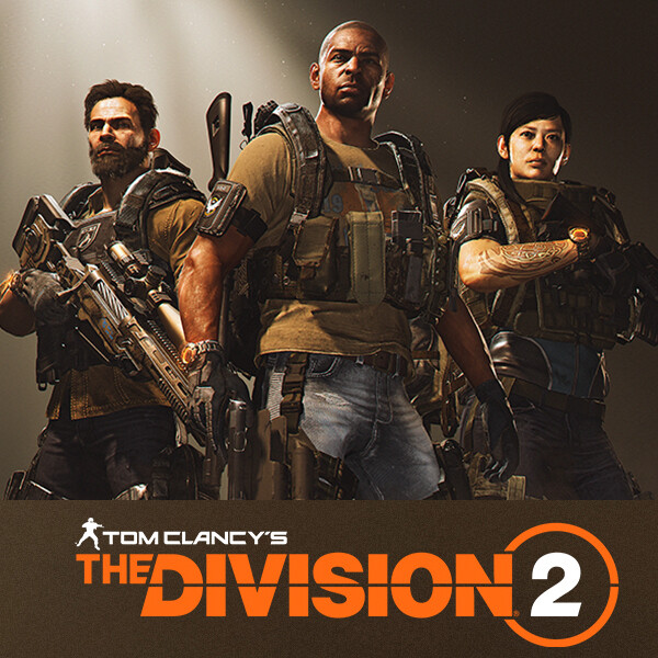 The Division 2 - Iconic agents