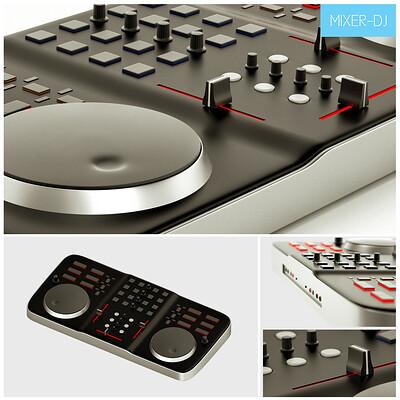 Marco baccioli marco baccioli electronic vol1 mixer dj