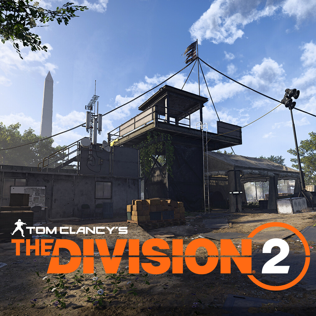 The Division 2 - Open World part 5