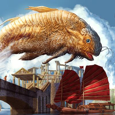 Daniel acosta el pez dorado de la suerte g