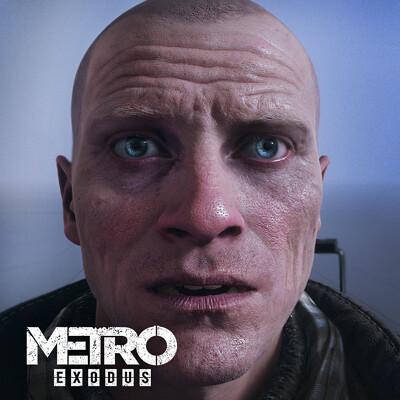 Oleg koreyba smuggler hex metro exodus 4agames by oleg koreyba icon3
