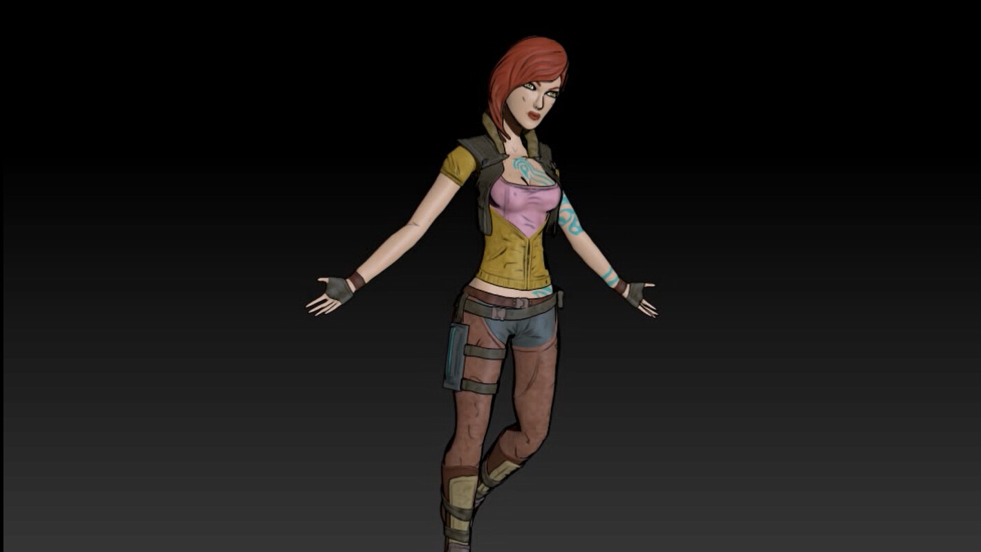 Borderlands' Lilith the Siren