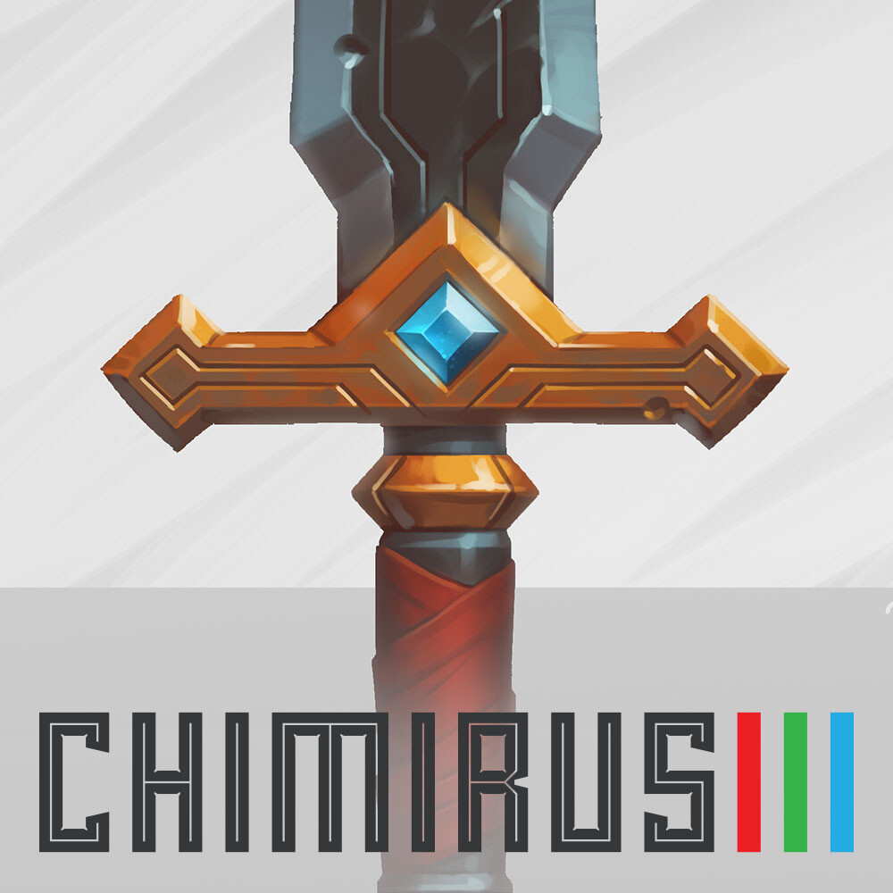 Chimirus: Workshop Dagger