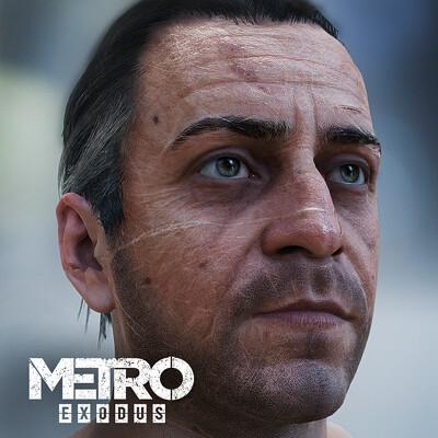 Oleg koreyba oleg koreyba spartan hex metro exodus icon 02
