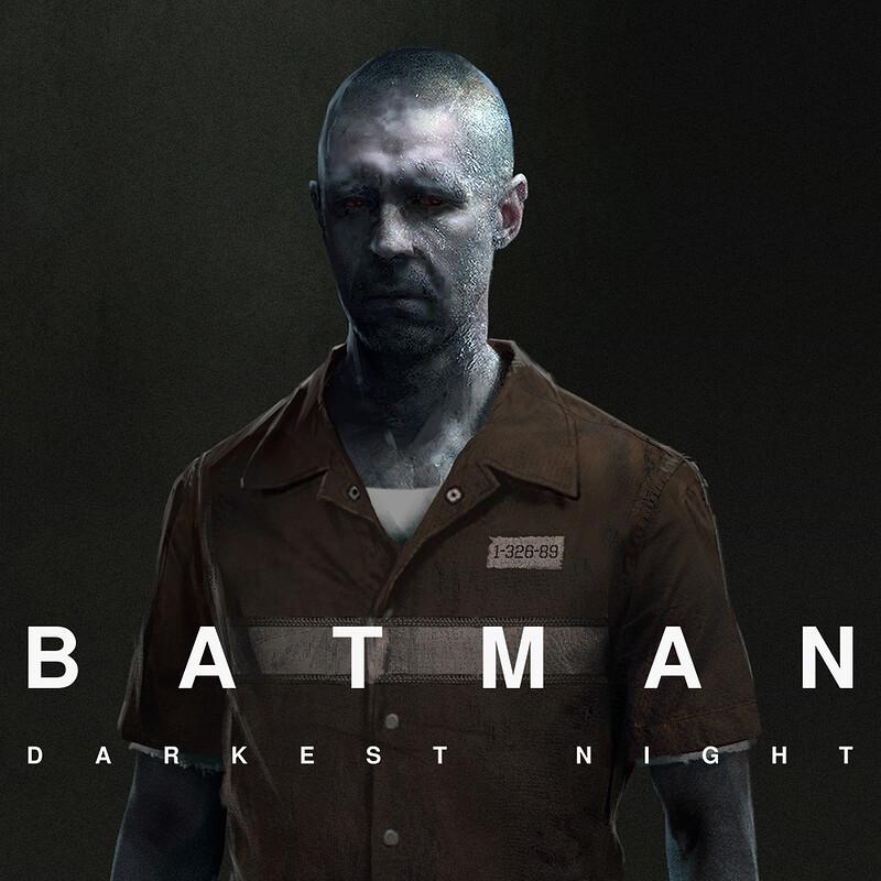 Batman: Darkest Night - Victor