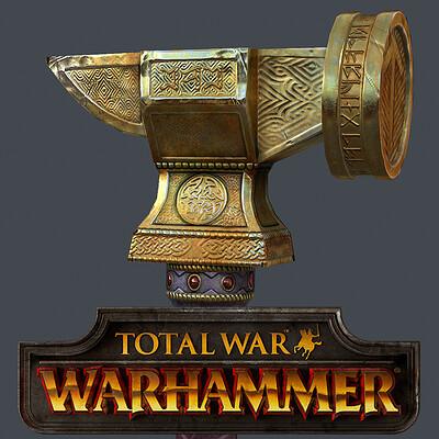 Dwarf Hammers - Warhammer: Total war