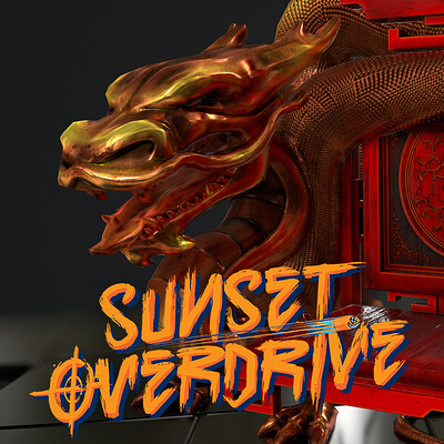 Throne - Sunset Overdrive