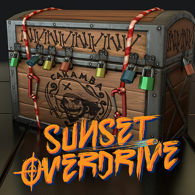 Misc - Sunset Overdrive