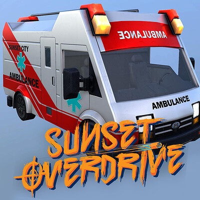 Ambulance - Sunset Overdrive