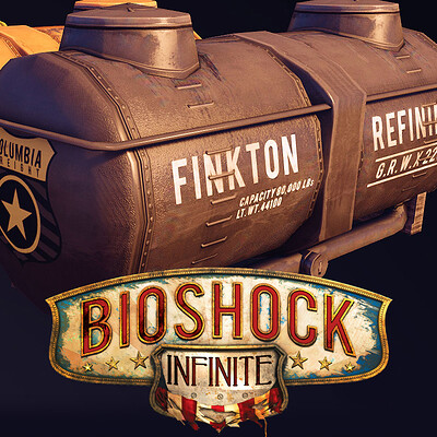 Environmental - Bioshock Infinite
