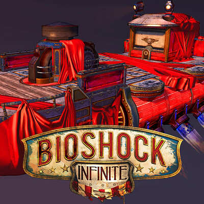 Flying Things - Bioshock Infinite
