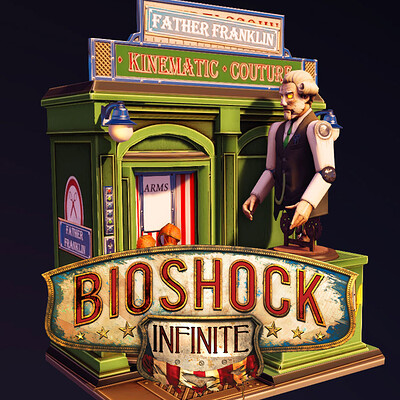 Machine - Bioshock Infinite