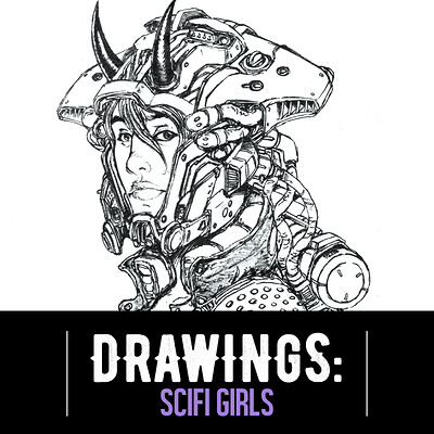 Josh matamoros drawings scifigirls title