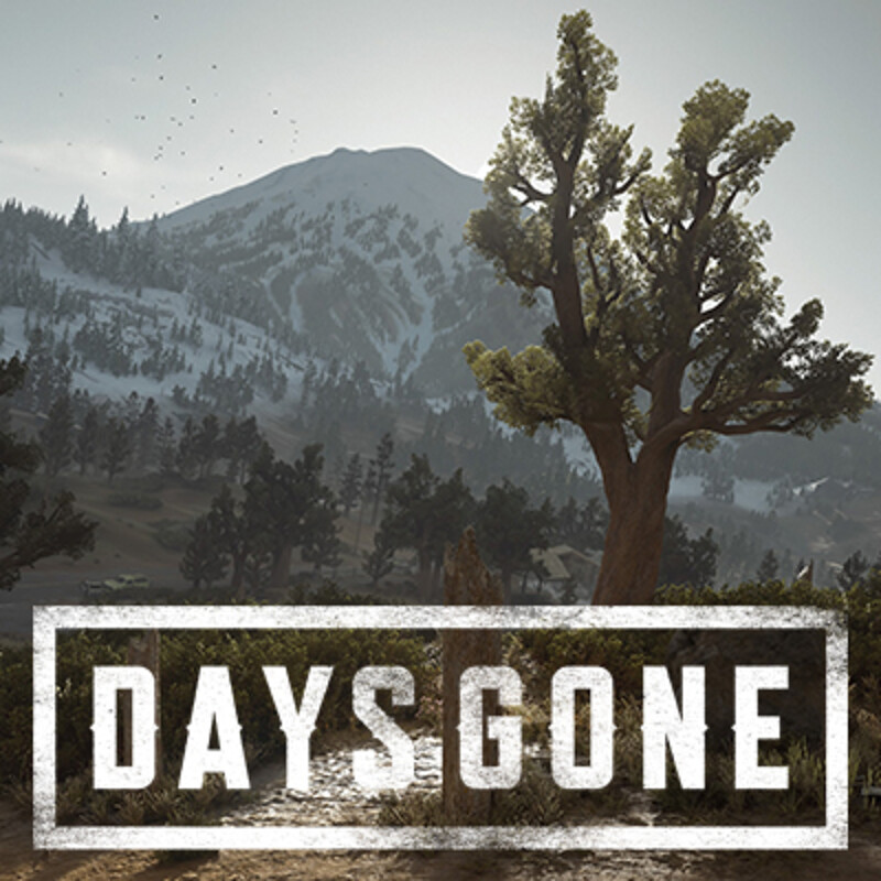 Days Gone - Highway 97 Region