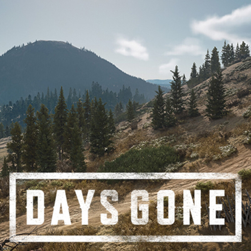Days Gone - Iron Butte Region