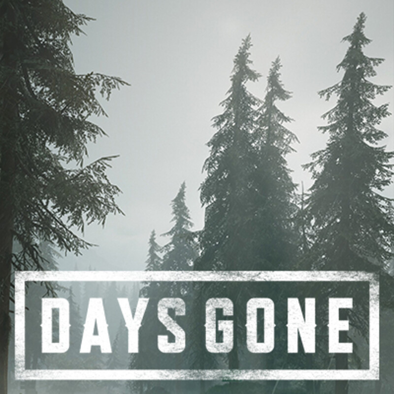 Days Gone - Vertical Shots